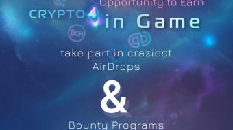 WORDLOPO (WPT) Crypto Game Mining - ICO is Live, Bonus, Airdrop and Bounty