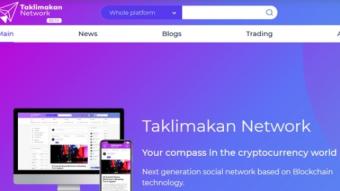 Taklimakan Network – The Blockchain Investment Platform