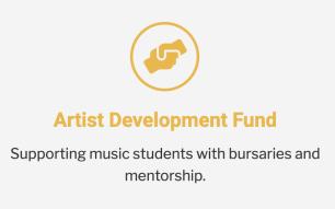 Rondo - Artist Development Fund