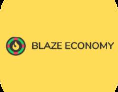 Blaze Economy - Tron Blockchain gaming platform