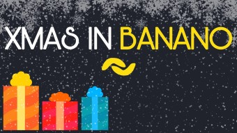 XMAS in BANANO Announcement - Daily Events with 500k $BAN prizes!