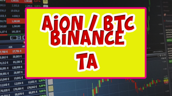 AION / BTC technical analysis [BINANCE]