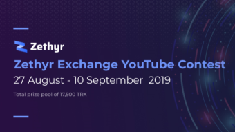 Zethyr Exchange YouTube Contest