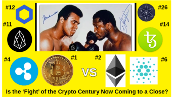 The Next Big Crypto Match ups!