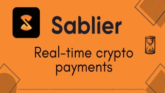 Sablier – Real-time crypto payments
