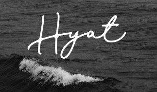 Flipside of a society system and purposes in a not very distant Future ... Hyat album ready to be listened