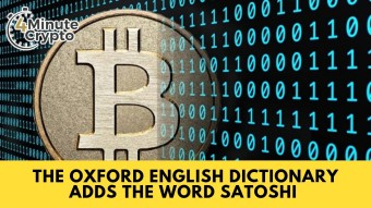 The Oxford English Dictionary Adds The Word Satoshi #403