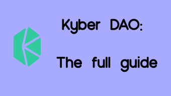 Kyber DAO: a full guide