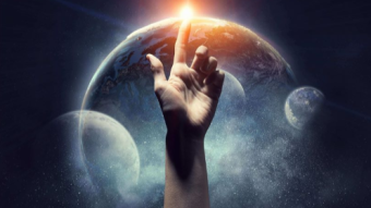 Ascension 5th Dimension - Earth 3-D planet.