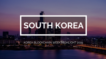 Recapping the best of Korea Blockchain Week 2019