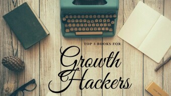 TOP 5 Life-Changing Books For Growth Hackers
