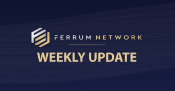 Ferrum Network Weekly Update — August 14, 2019
