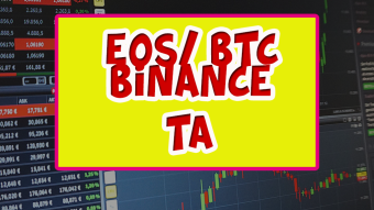EOS / BTC technical analysis [BINANCE]