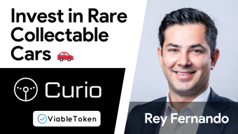 📣 Presentation from Fernando of Curio Invest - Tokenized Supercars 🏎