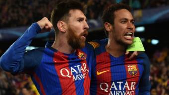 So is Neymar coming to Barcelona?