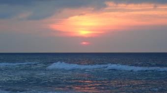 Beach at Sunrise #1