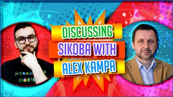 Discussing Sikoba With Alex Kampa