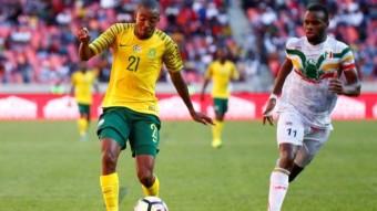 South Africa- 2 vs 1-Mali.