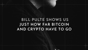 Bill Pulte Shows Us Just How Far Crypto Still Has To Go
