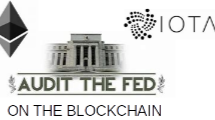 Audit the Fed, On the Blockchain