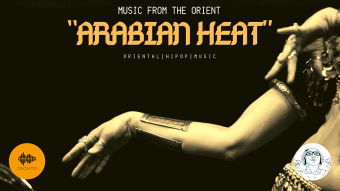 Music From The Orient: 'ᗩᖇᗩᗷIᗩᑎ ᕼEᗩT'   Oriental Arabic Music Fused with Hip-Hop