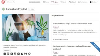 Crowdholding's Master of Cannabis: CannaCor