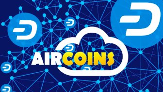 You can now hunt for DASH with the AIRCOINS App 😲