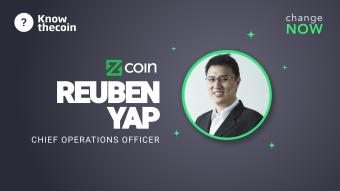 Know The Coin: Zcoin's COO Reuben Yap
