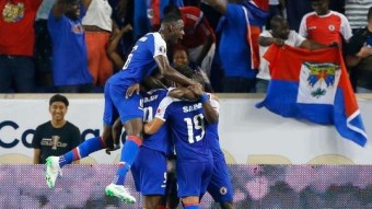 Haiti vs Costa Rica match 1-1 draw.