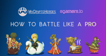 MyCryptoHeroes Battle Guide – How to Become a PRO in MCH
