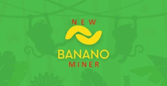 The New Banano (BAN) Miner - Powerplant