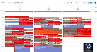 Web3 Summit 2019 - The Google Calendar For Your Planning