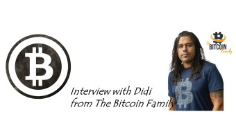 Interview with Didi from The Bitcoin Family