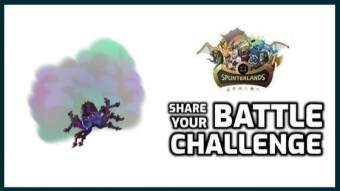 Splinterlands | Barking Spider Challenge