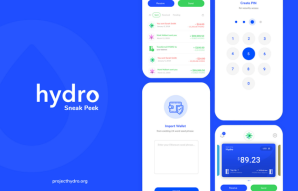 Introducing Hydro Pay: The first feeless crypto app