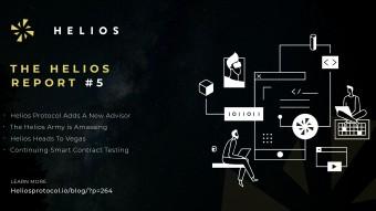 THE HELIOS REPORT #5