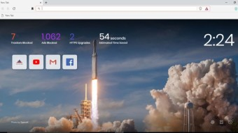 Brave Browser has been growing exponentially: Great potential to grow.