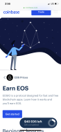 Learn about EOS and get Paid $10 instantly