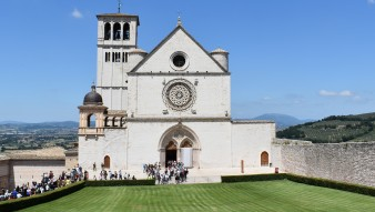 The Green Lawn in Assisi