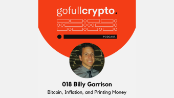 Discussions on Bitcoin with Billy Garrison