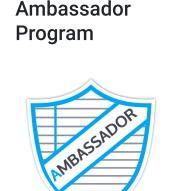 My Ambassador Program ( publish0x.com )