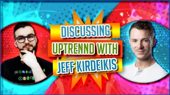 Discussing Uptrennd With Jeff Kirdeikis