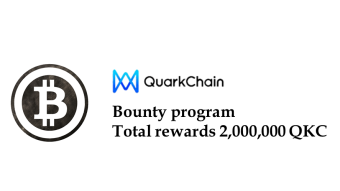QuarkChain bounty program - FREE crypto