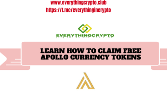 Upcoming Airdrops - Learn How To Claim Free Apollo Currency Tokens?