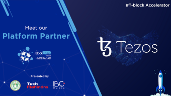 Tezos has joined the T-Block accelerator project as official platform partner