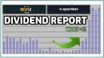 Week Dividends Report | SBET & WIN