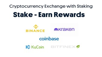 Top 5 Crypto Staking Exchanges
