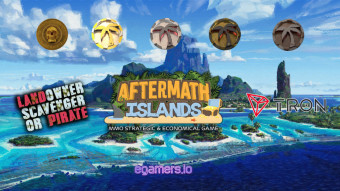 Aftermath Islands – TRON Strategy MMO