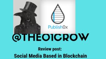Publish0x - Blockchain-Based Social Media Platform