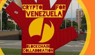 Crypto For Venezuela with Samprock